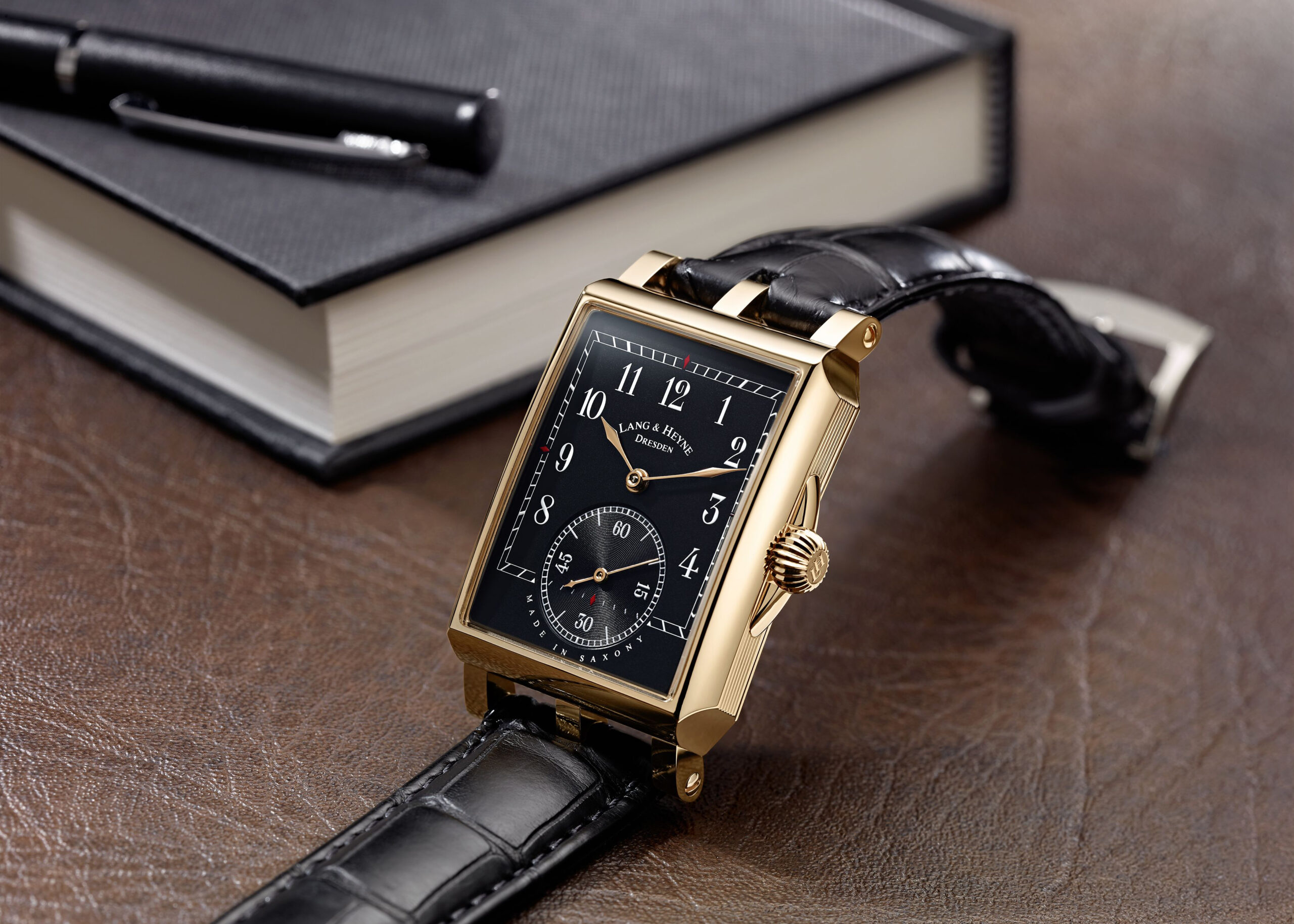 Lang & Heyne: Exklusive Uhren aus Dresden in Basel