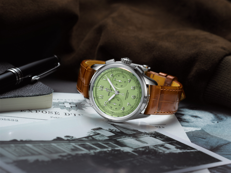 Breitling Premier B09 Chronograph 40_Ref. AB0930D31L1P1