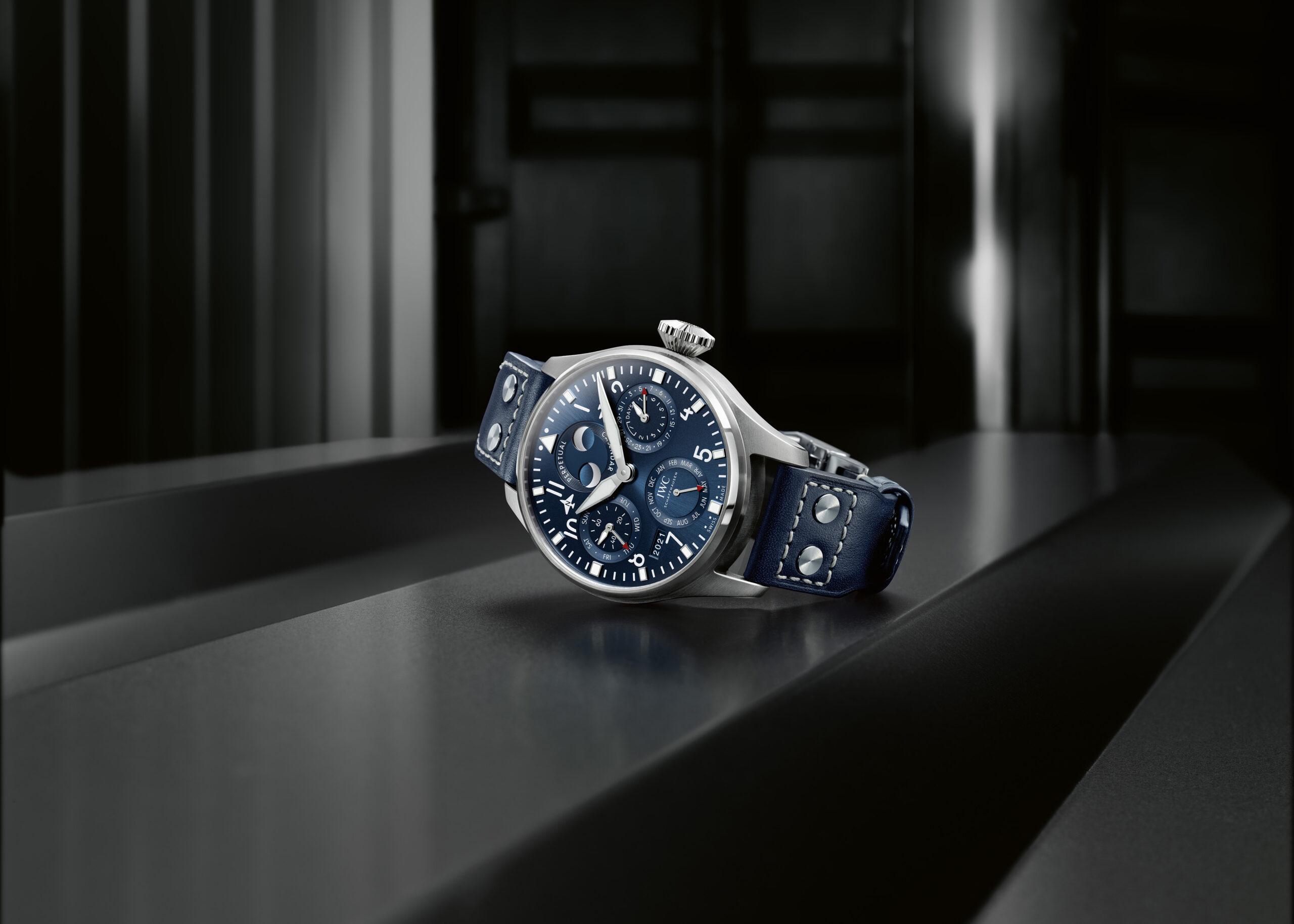 IWC Schaffhausen Neuigkeiten 2021: Watches & Wonders