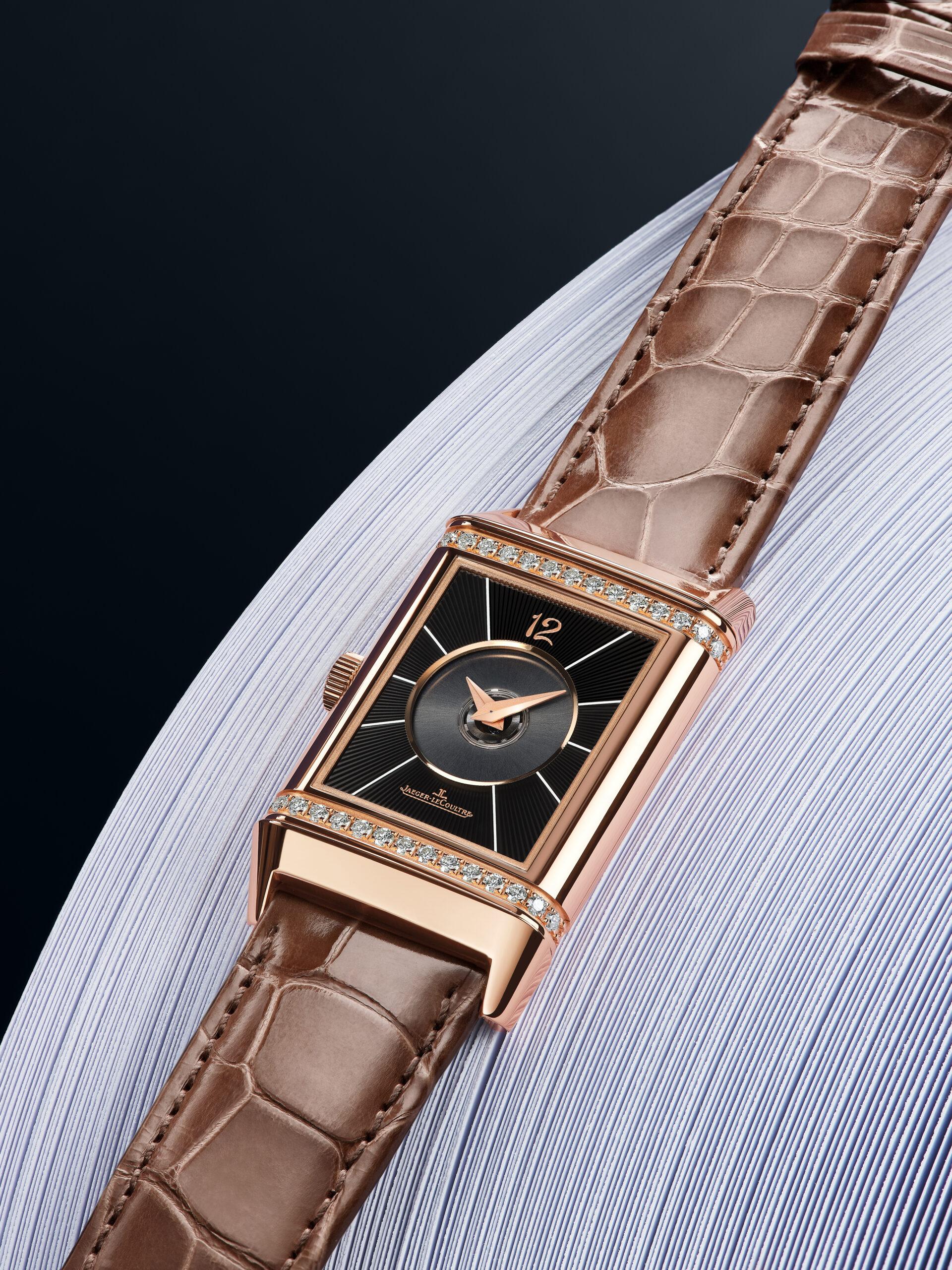 Reverso Duetto Medium von Jaeger-LeCoultre bei Mezger Uhren und Juwelen Basel