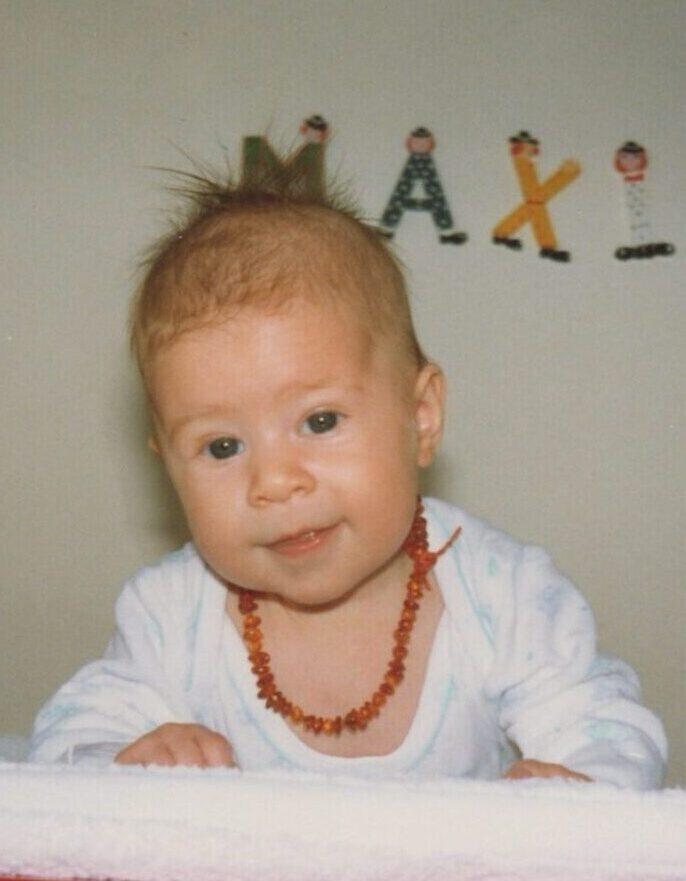 Babyfoto Maxime