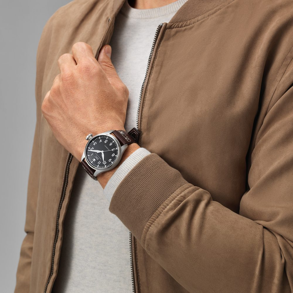 Die IWC Big Pilot`s Watch 43: Tradition meets Moderne