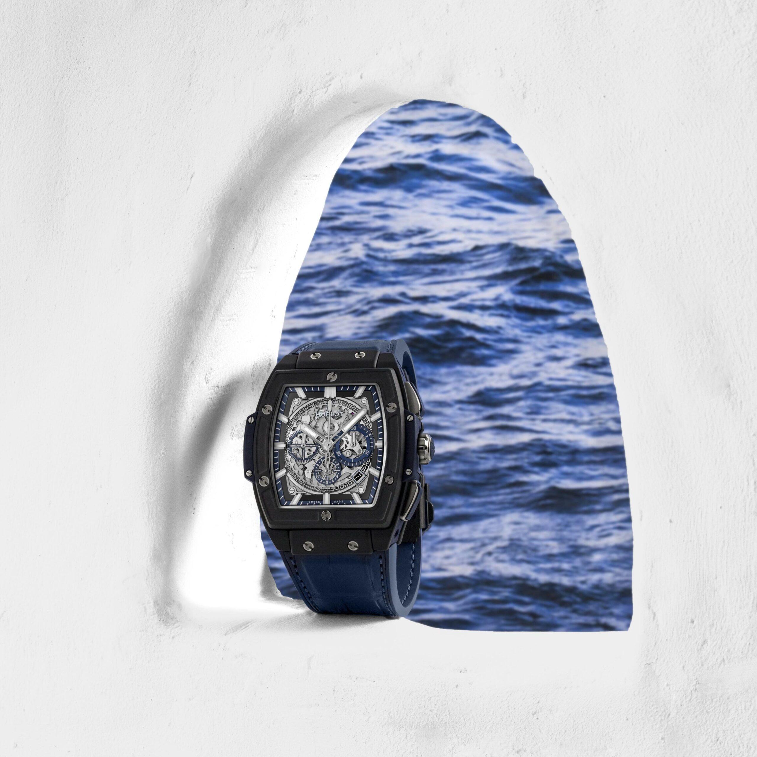 Sprit of Big Bang Hublot Mezger Uhren und Juwelen Basel