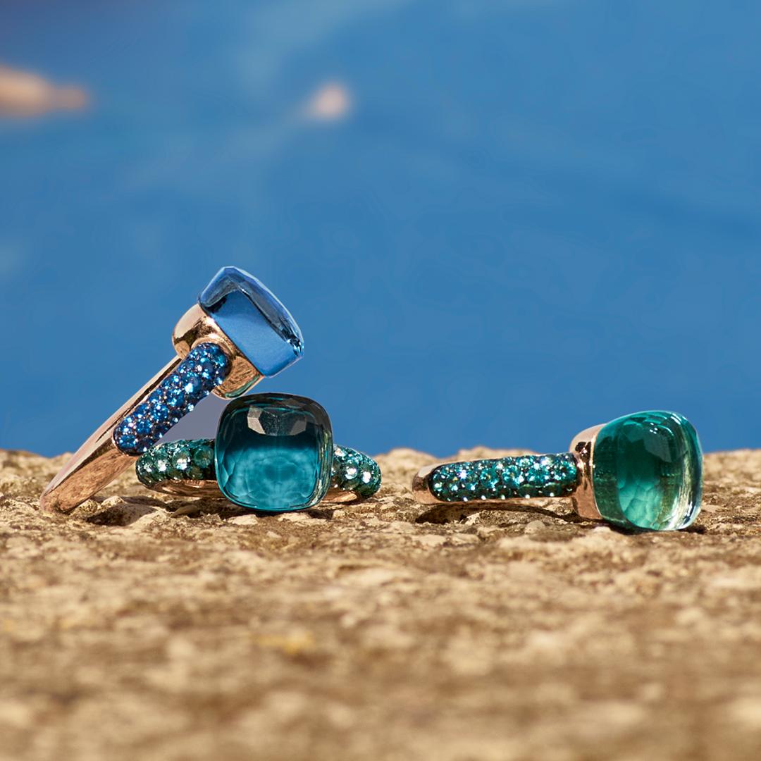 Pomellato Nudo Kollektion Mezger Uhren und Juwelen
