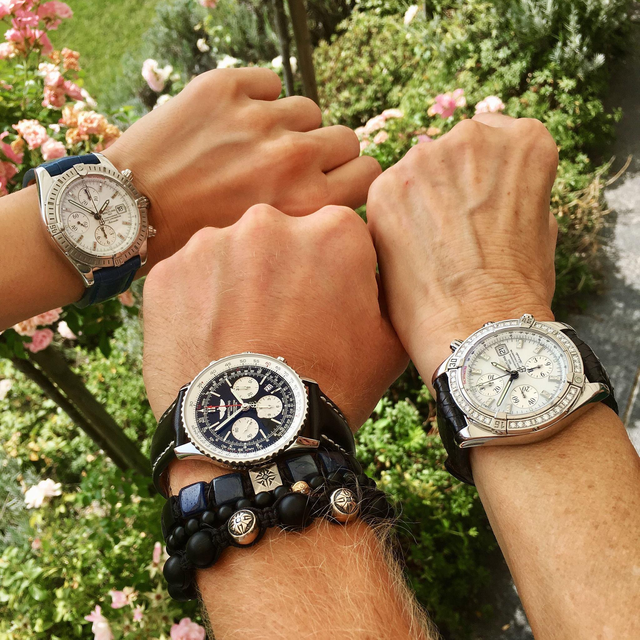 Time to say Goodbye: Wir verabschieden uns von der Marke Breitling